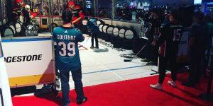 Hypitch Marketing 2019 Bridgestone Slap Shot Challenge NHL All Star Game San Jose