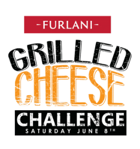 Logo for Grilled Cheese Challenge 2019