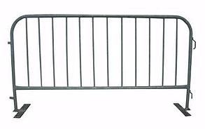 Barricades Type C | Taste of the Kingsway